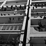 Pigeons doing there thing in Yangon © Gemima Harvey 2012