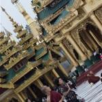 Shwedagon Pagoda Yangon  © Gemima Harvey 2012