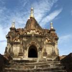A temple at Bagan © Gemima Harvey 2012