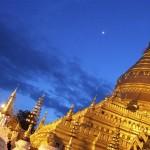 Shwezigon Pagoda Bagan © Gemima Harvey 2012