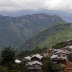Trekking in Kalaw will leave you breathless © Gemima Harvey 2012