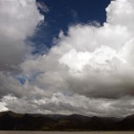 Storm clouds form at the stunning Inle Lake © Gemima Harvey 2012